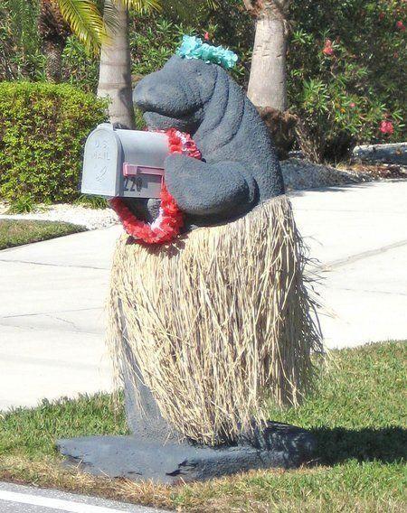 アメリカの郵便ポストが面白い7