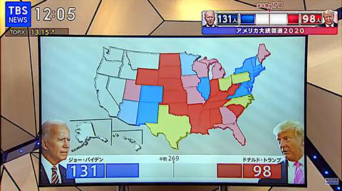 大統領選1104TBS04