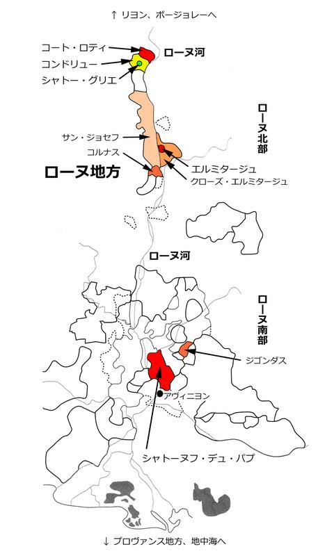 rhone_map