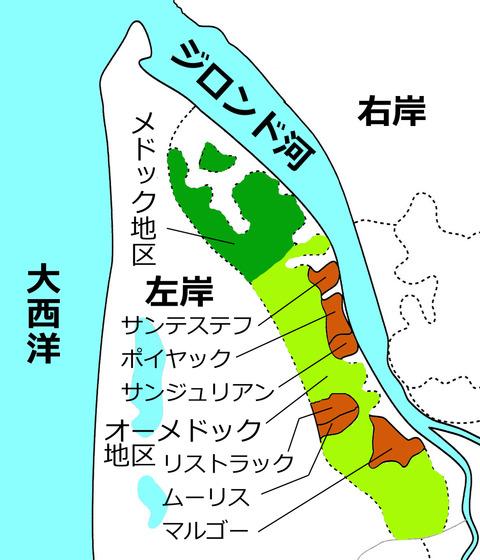 medoc-map