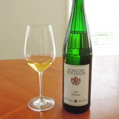 Schloss-Vollrads-Spatlese-Riesling-2009
