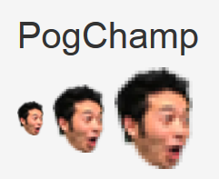 gallery for gt twitch pogchamp