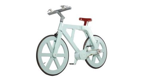 自転車って、なんでデザインに個性がないの?(笑)