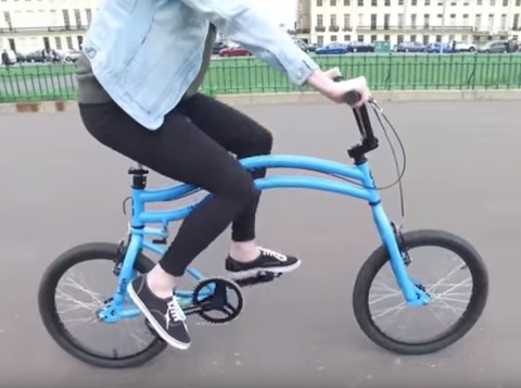 『Helyx Bike』ってなあ、どうおもう?