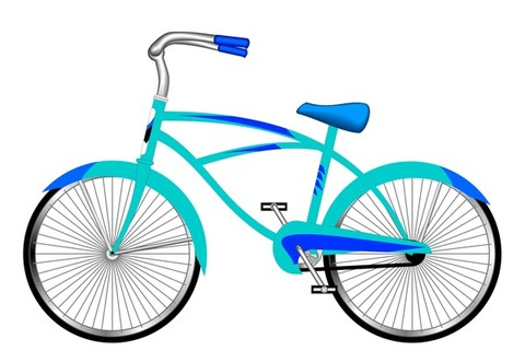 clipart-bicycle-free-37