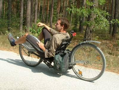 スポーツタイプの自転車乗ってるんだがよ