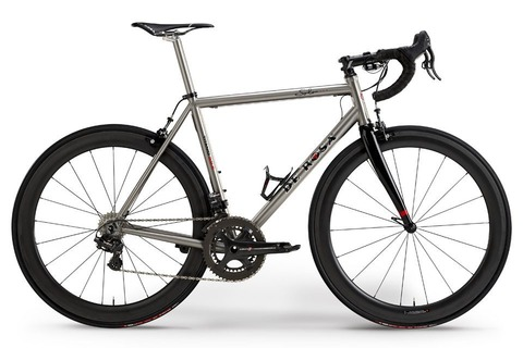 【自転車】チタンバイクは高いってのがいいところだな! プレミアムゥ!