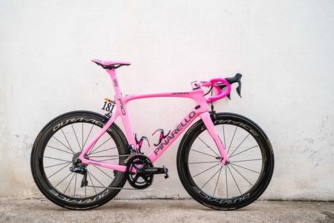 可愛い女の子が乗るであろう、この自転車っていいよね!