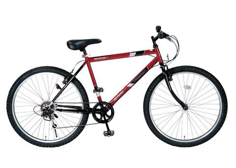 なんやかんやで15000円程度のマウンテンバイクが最強だわ