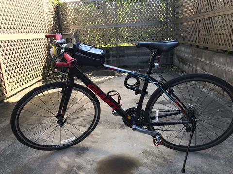 【自慢】俺のクロスバイクをご紹介しよう!!!!!!