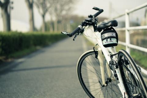いつも同じところに放置されてる自転車があるんだけどさ・・・