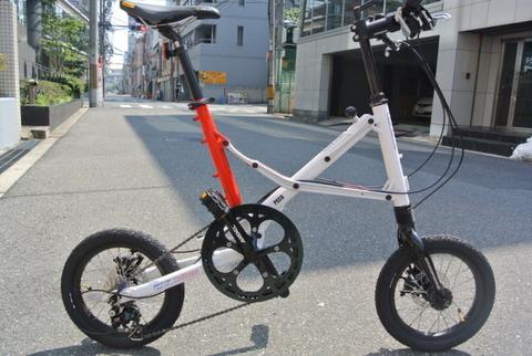 怪しい中華製だと思ったら北海道で作ってる国産バイクだった…