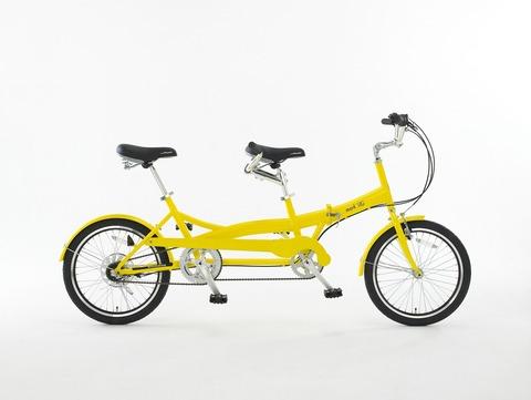 二人乗り自転車の季節ですね~ Lettsタンデム!!