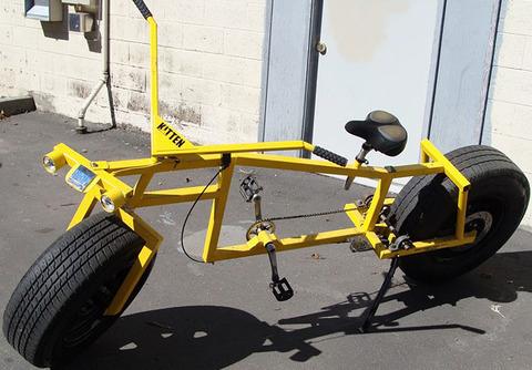 【自分で】自転車自作スレッド【作ろう】