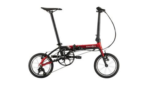 コンパクトバイクの理想形『DAHON K3』流行ってるな!