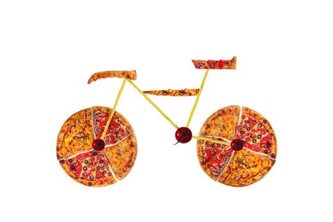 自転車乗りってカロリー気にせず食いまくるじゃん?