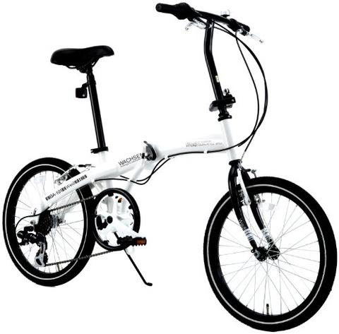 【驚愕】タイヤが小さい自転車乗ってる人をよく見かけるけどさ・・・!