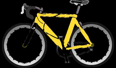 自転車乗りはグローブつけろ!