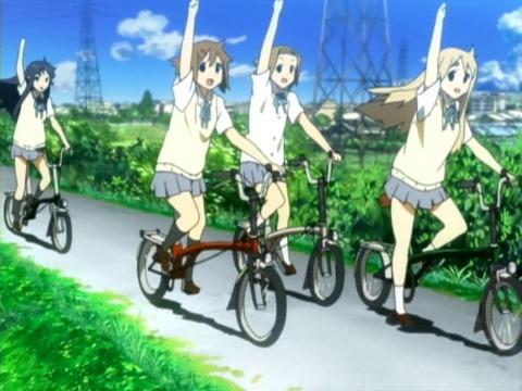 """自転車の """"キレイ"""" な跨がり方法おしえたろか?"""