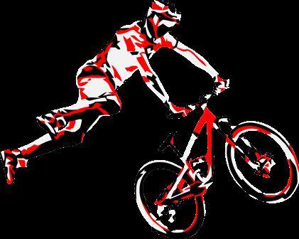 【衝撃】自転車から降りると股間のチンがしびれちゃう感覚
