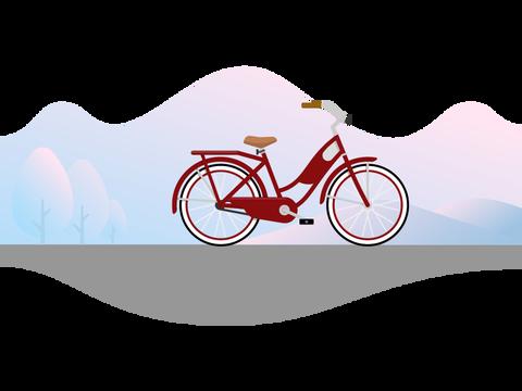 bike-girls-cruiser-rack