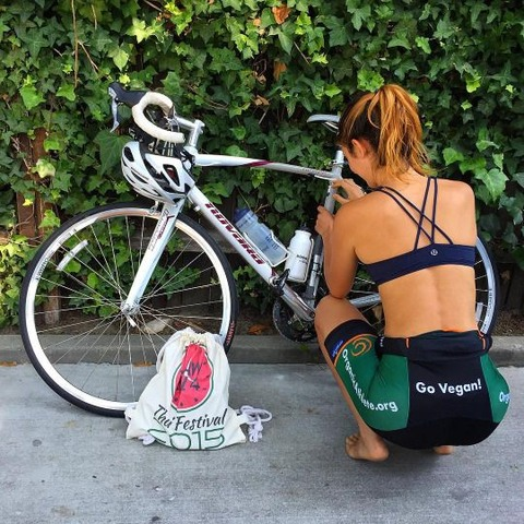 あかん、自分の子供が自転車に乗れるようになったの思い出して、とめどなく涙する