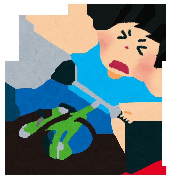 Mtb乗りはロードバイク乗りを本気で許さないらしい チャリ足