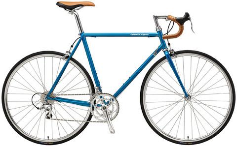 ロードバイクの剛性や軽量化なんかは進歩したのに・・・