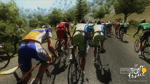変わった自転車ゲームを考えてみないか?