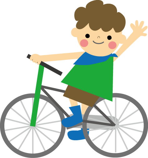 自転車に乗りながら傘持てないやつ奴wwwwwwww