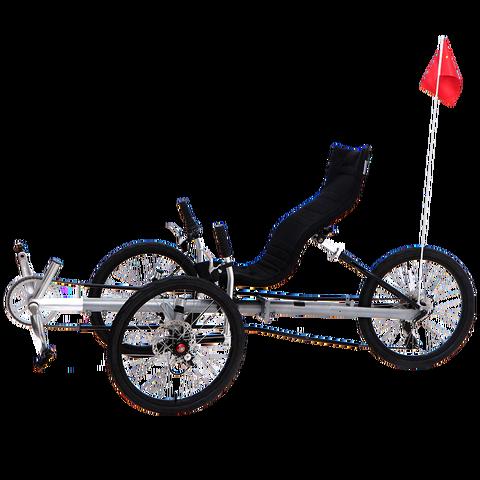 身障者用みたいな自転車乗るヤツ何なの?
