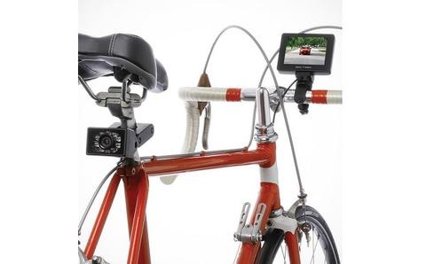 """【自転車】サイクリストたる者 """"バックミラー"""" は付けような!!"""