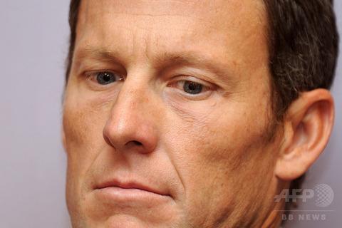 レジェンド『アームストロング』さん、5億円のお支払い - AFPBB News