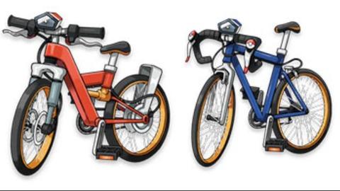ポケモンの自転車のスペックを考えるスレ