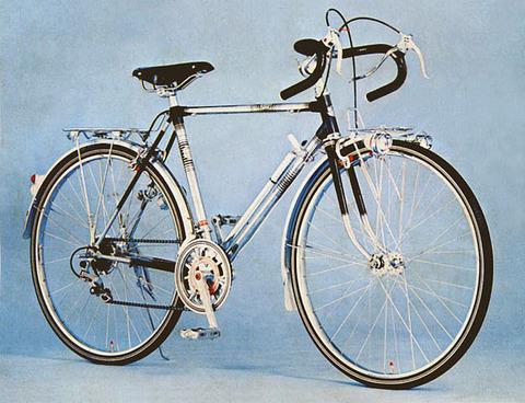 昔って自転車の値段高かったよな