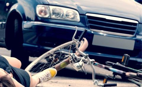 【訃報】今日、俺の自転車が死にました。