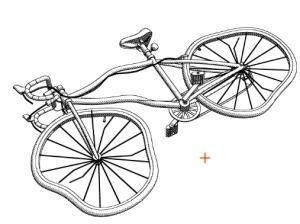 事故られて中古で買った自転車が壊されたんだけど