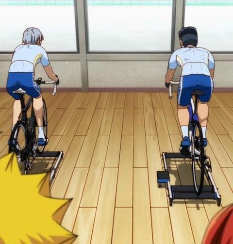自転車漕いでる時ってすっごいオナラしたくなるよね