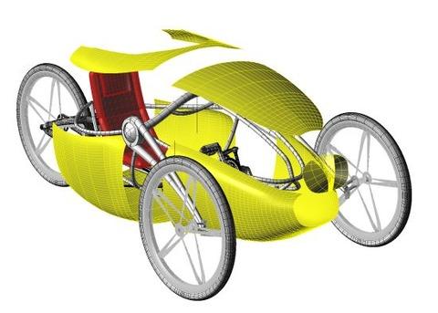 【通勤自転車】町行く人々から衝撃の眼差しを受ける自転車に乗りたい!