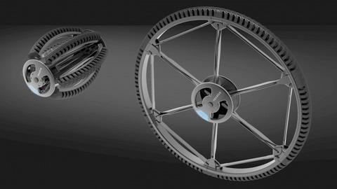 【自転車】折り畳みを可能にした-26インチホイール「Revolve」が登場!