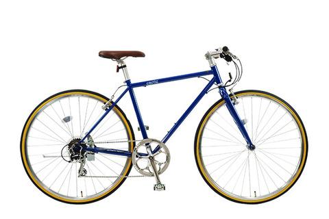 クロスバイクは初めて。だけどオシャレに乗りたいからコレを買う!!!