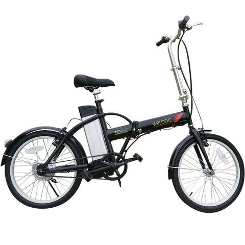 ロードバイクはハイパワー電動自転車の前じゃ鈍亀