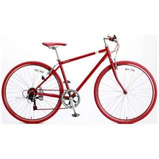 クロスバイクってノーマルで乗るもんだよな…