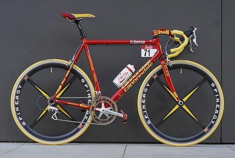 【自転車】キャノンデールの『新ロゴ』地味やな