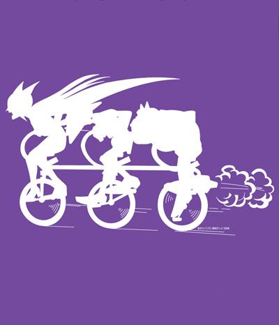 タンデム自転車乗りたいのぉぉお!! 安全面での課題を実証実験。
