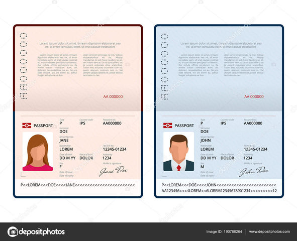 passport-template