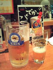 KIRIN メガビール