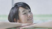 波瑠@アサヒ「おいしい水 六甲」CM-3