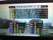 japanCupDirt 13th結果