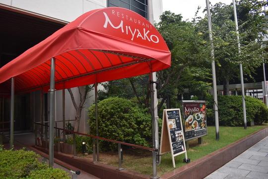 レストランMiyako(日清食品ホールディングス大阪本社ビルB1)